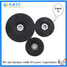 almofadas de apoio de fibra de vidro para rodas de corte (T27 / T29) flap disc Sobre