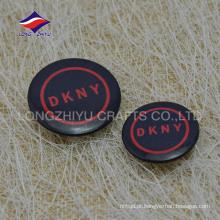 Prateleira de pano de pano impresso em metais redondos personalizados fashional