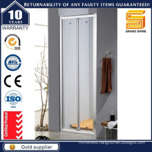 Euro Standard CE Frame Glass Folding Shower Doors