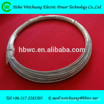 guy wire pole fitting