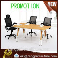 2015 new design small cheap conference table for sale