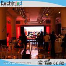 P3, P4 Pantallas De Vidéo LED pour alquiler, Pantalla LED de DJ