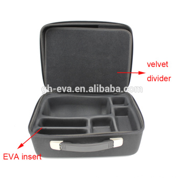 Factory price sales large eva travel cosmetic bag