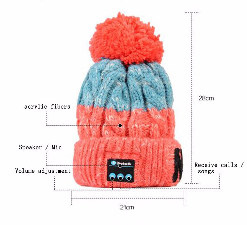 Wireless Headphone Beanie