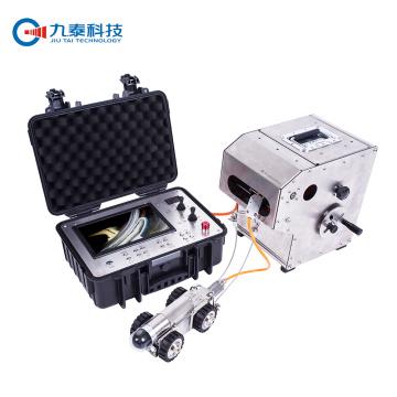 Robot rastrero de la herramienta de monitorización de tuberías