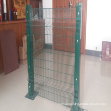 Hard To Climb Galvanized 358 Security Fencing Panels