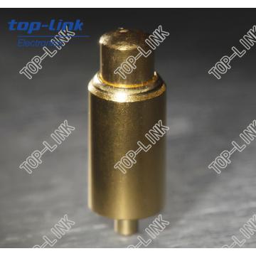 Custom Messing Pogo Pin mit Durchmesser 4.6