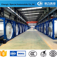 20 FT 40 FT Ammoniac LPG ISO Réservoir de réservoir à vendre