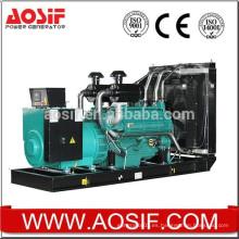 ¡Alibaba China !! AOSIF AC 380kw / 475KVA Generador diesel refrigerado por agua