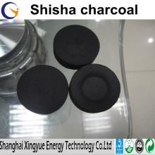 Carvão de fábrica para o narguilé