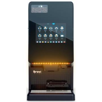 Динамический сенсорный экран Bean to Cup Coffee Machine