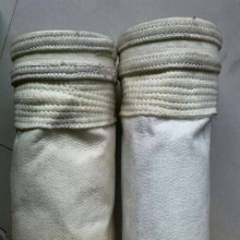 High temperature filter bag for needle felt
