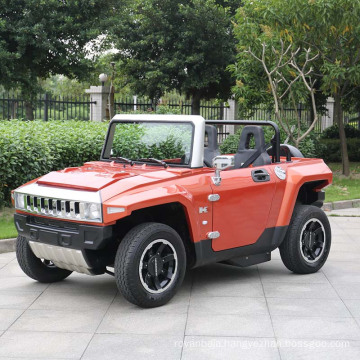 Marshell 2 Seater Hummer Golf Buggies with EEC Approved (HX-T)