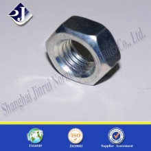 ASME Standard Hex Nut with Galvanizing