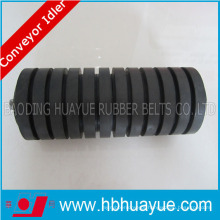 Carrying Impact Rubber Conveyor Idlers