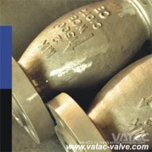 Осевой Поток Тип А 216 Wcb Фланцевый Ру16&Дюймов И Классом Давления Cl150 Клапан