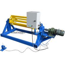 Máquina de Decoiler elétrica de folha de metal