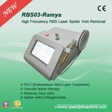 Rbs03 Удаление сосудистой системы Удаление спайдерной вены 980нм Медицинский диодный лазер