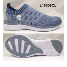 Breathable flyknit running sport Shoes