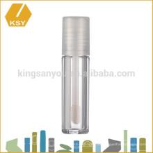Maquillaje cosmético empaquetado tubo de lápiz labial líquido impermeable Brillo labial
