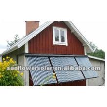 Collecteur thermique solaire de New Split à 2014