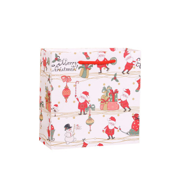 Retail Shopping Small Christmas Gift Paper Bag