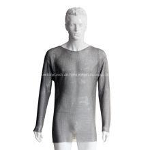 Schutzkleidung aus Stahlgewebe
