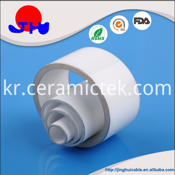 Machining Metallized Ceramic Tube