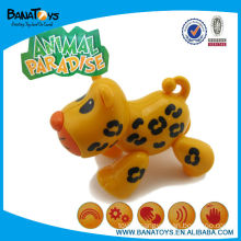 New product plastic animal tiger, leopard toy