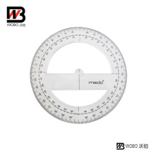 Plastic Protractor Ruler for Office Stationery and School