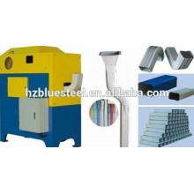 Machine de formage de rouleau de coulée de Downspout automatique européenne CE à vendre / Machine de fabrication de Rainspout / Machine de fabrication de Downspout