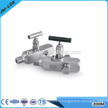 High quality pressure gauge valve switch