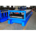 Galvanized Steel Trapezoid Roof Sheet Forming Machine
