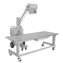 Radiology medical x ray cr mobile x ray 50mA mobile x-ray machine for hospital physical examination