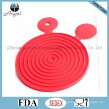 Billige Küche Utencil Silikon Tischset Pan Pot Mat Sm28