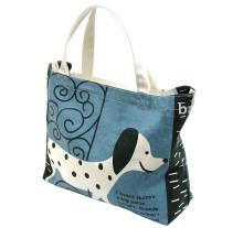 Hot Sale Canvas Shoulder Bag with Unique Design