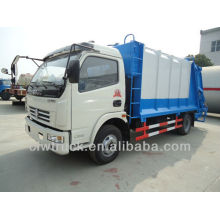 8m3 Dongfeng DLK Libya mini garbage truck