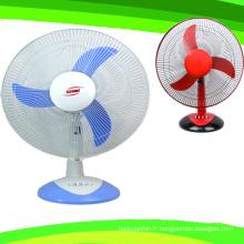 Ventilateur solaire de fan de bureau de ventilateur de Tableau de 12V DC de 16 pouces (FT-40AC-B)