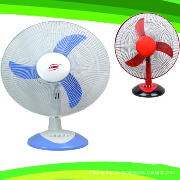 Ventilador solar para ventilador de escritorio Fan 12 pulgadas DC (FT-40AC-B)