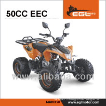 50cc мини четыре колеса мотоцикла