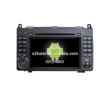 Quad core!car dvd with mirror link/DVR/TPMS/OBD2 for 7inch touch screen quad core 4.4 Android system B200