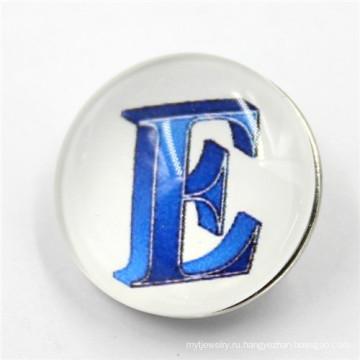 Кнопка персонализированной кнопки «Модная смола» для клиента