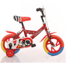 2017 New Kids Bike Bicycle Children Bicycle with Colorful Tyres