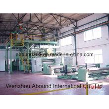 Einzel-S PP Spunbond Non-Woven-Fabric Produktionslinie