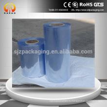 ПВХ термоусадочная пленка / ПВХ термоусадочная трубка для упаковки