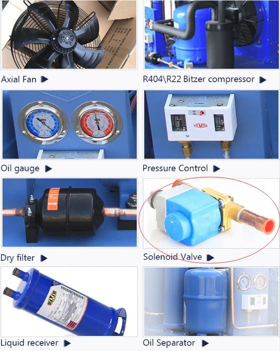 Refrigeration parts (EVR25 Refrigeration Solenoid Valve)