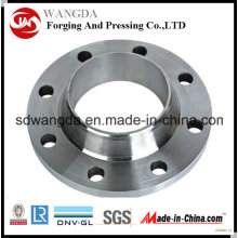 ASME/ANSI/DIN carbono acero soldadura cuello bridas fabricante B16.5