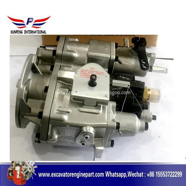Nta855 Engine Parts Fuel Injector Pump 4951495