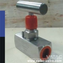 NPT T Handle F304/316/304L/316L Needle Valve