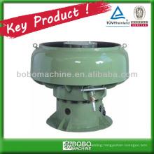 High efficiency vibratory polishing machine